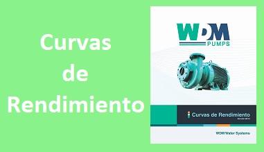 Curvas Rendimiento WDM Pumps ►