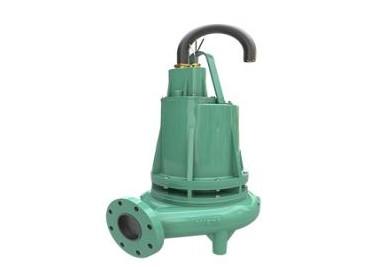 NE Bomba Sumergible para Aguas Residuales
