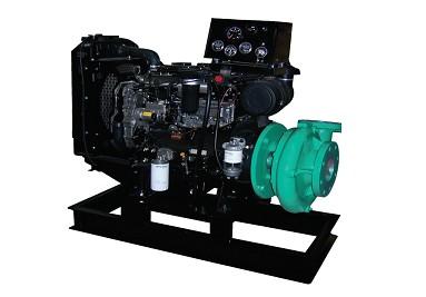GD Bomba Servicios Generales Motor a Diésel